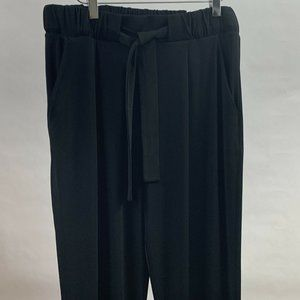 NEW Express Women's S Pants Ankle Mid Rise Pull On